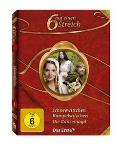 Märchenbox - Sechs auf Einen Streich Vol. 3