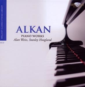 BC Piano Library-Alkan: Piano Works