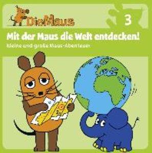 Die Sendung mit der Maus - CD 3