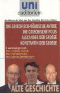 Die griechisch-römische Antike, Die griechische Polis, Alexander