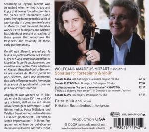 Sonaten Für Fortepiano & Violine