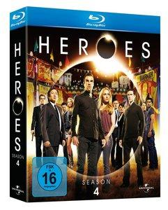 Heroes-die Komplette Season 4
