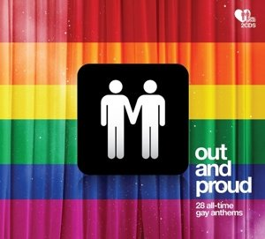Out And Proud-28 All-Time Gay Anthems