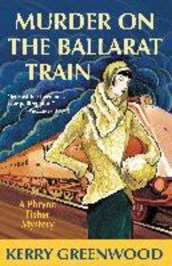 Murder on the Ballarat Train