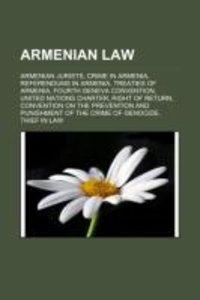 Armenian law