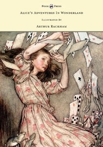 Alice\'s Adventures in Wonderland - Illustrated by Arthur Rackha