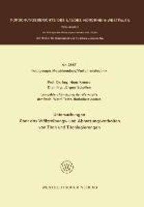 Untersuchungen über das Wälzreibungs- und Abnutzungsverhalten vo