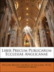 Liber Precum Publicarum Ecclesiae Anglicanae