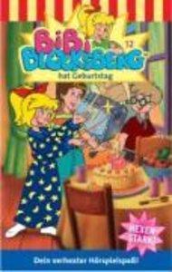 Bibi Blocksberg 12 hat Geburtstag. Cassette