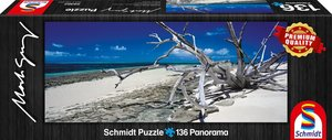 Mark Gray, Green Island - Queensland, Australia. Puzzle 136 Teil