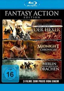 Fantasy Action Edition