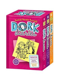 Dork Diaries Box Set