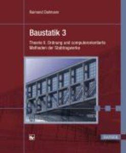 Dallmann, R: Baustatik 3