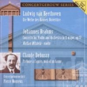 Die Weihe Des Hauses/Violinkonzert D-Dur/Prelude