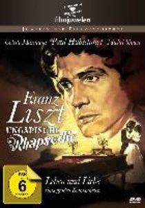 Ungarische Rhapsodie - Franz Liszts große Liebe (Filmjuwelen)