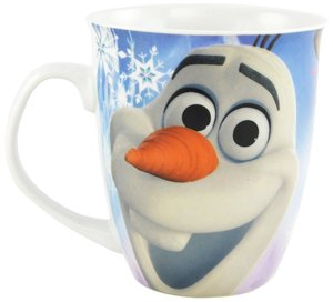 Disney Eiskönigin - Olaf & Sven Tasse 350 ml