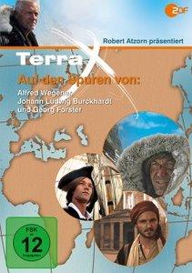 Terra X - Auf den Spuren von Alfred Wegener, Johann Ludwig Burck