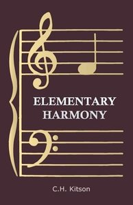 Elementary Harmony - In Three Parts