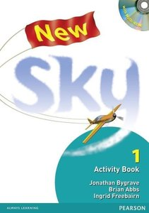 New Sky Activity Book and Students Multi-Rom 1 Pack