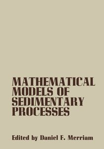 Mathematical Models of Sedimentary Processes