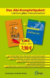 Dantons Tod - Das Abi-Komplettpaket: Lektüre plus Interpretation