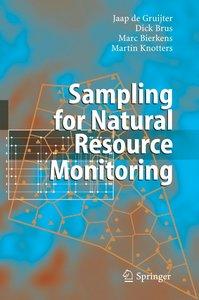 Sampling for Natural Resource Monitoring
