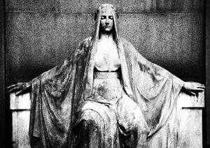 Die Engel von Melaten (Tischaufsteller DIN A5 quer)
