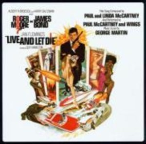 Live And Let Die/007 James Bond (Remastered)