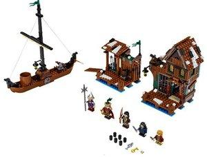 LEGO® The Hobbit 79013 - Verfolgung auf dem Wasser