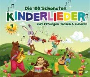 Die 100 Schönsten Kinderlieder