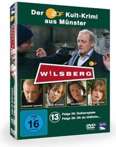 Wilsberg 13/DVD.