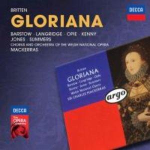 Gloriana (Decca Opera)
