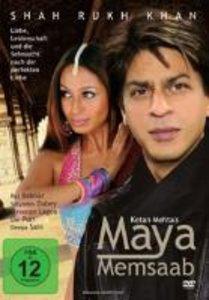 Shah Rukh Khan-Maya Memsaab
