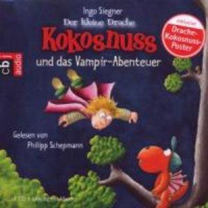 Der kleine Drache Kokosnuss u.d.Vampir-Abenteuer