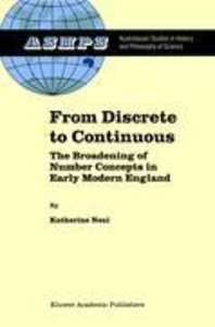 From Discrete to Continuous