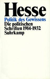Politik des Gewissens