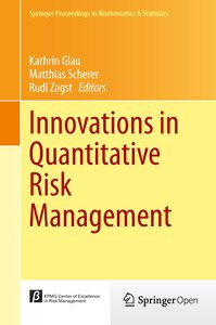 Innovations in Quantitative Risk Management