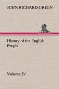 History of the English People, Volume IV