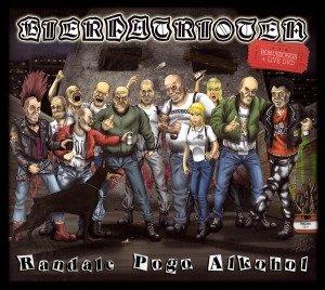 Randale Pogo Alkohol (Reissue+DVD)