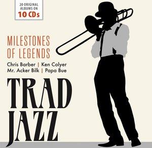 Trad Jazz-Milestones Of Legends