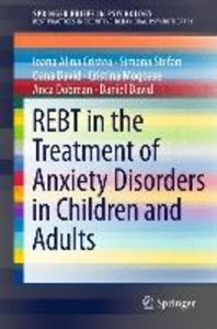 Rational-emotive and cognitive-behavioral therapy in the treatme