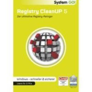 System Go! - Registry CleanUP 5