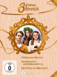 Sechs auf einen Streich Märchenbox Vol. 13 / 3 DVD
