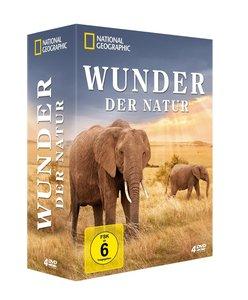 Wunder der Natur (4-DVD-Box)