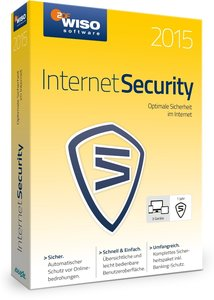 WISO Internet Security 2015 - Optimale Sicherheit im Internet! (