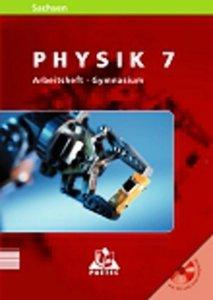 Level Physik 7. Schuljahr. Arbeitsheft mit CD-ROM. Gymnasium Sa