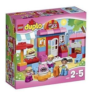 LEGO Duplo 10587 - Cafe