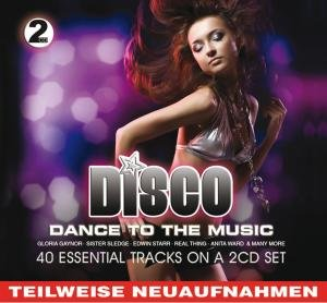 Disco-Dance To The Music