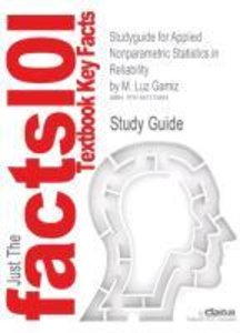 Studyguide for Applied Nonparametric Statistics in Reliability b