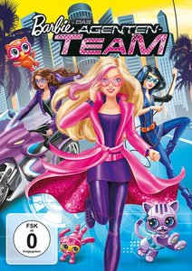 Barbie in: Das Agenten-Team